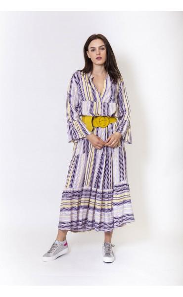 Robe longue RAYONNE