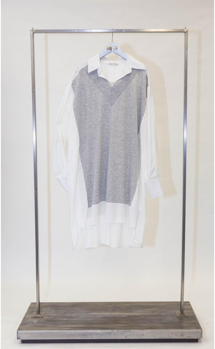 Robe chemise RAMONE