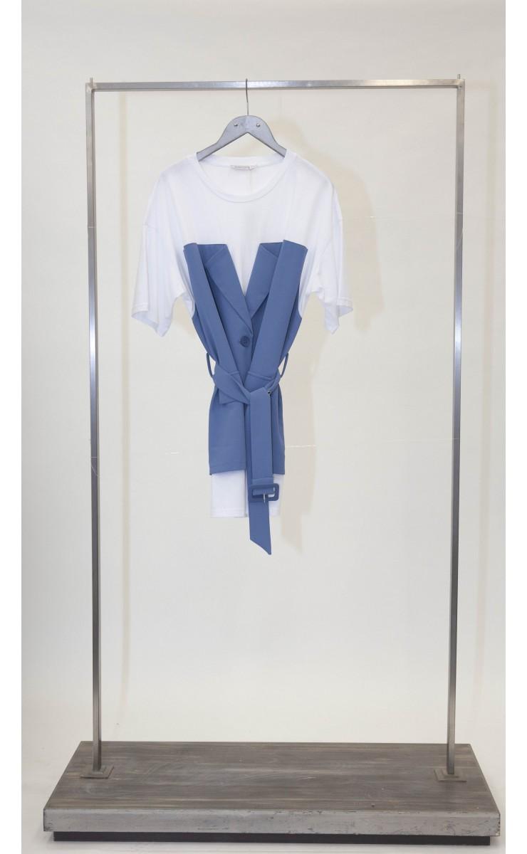 Robe tee-shirt VALMY