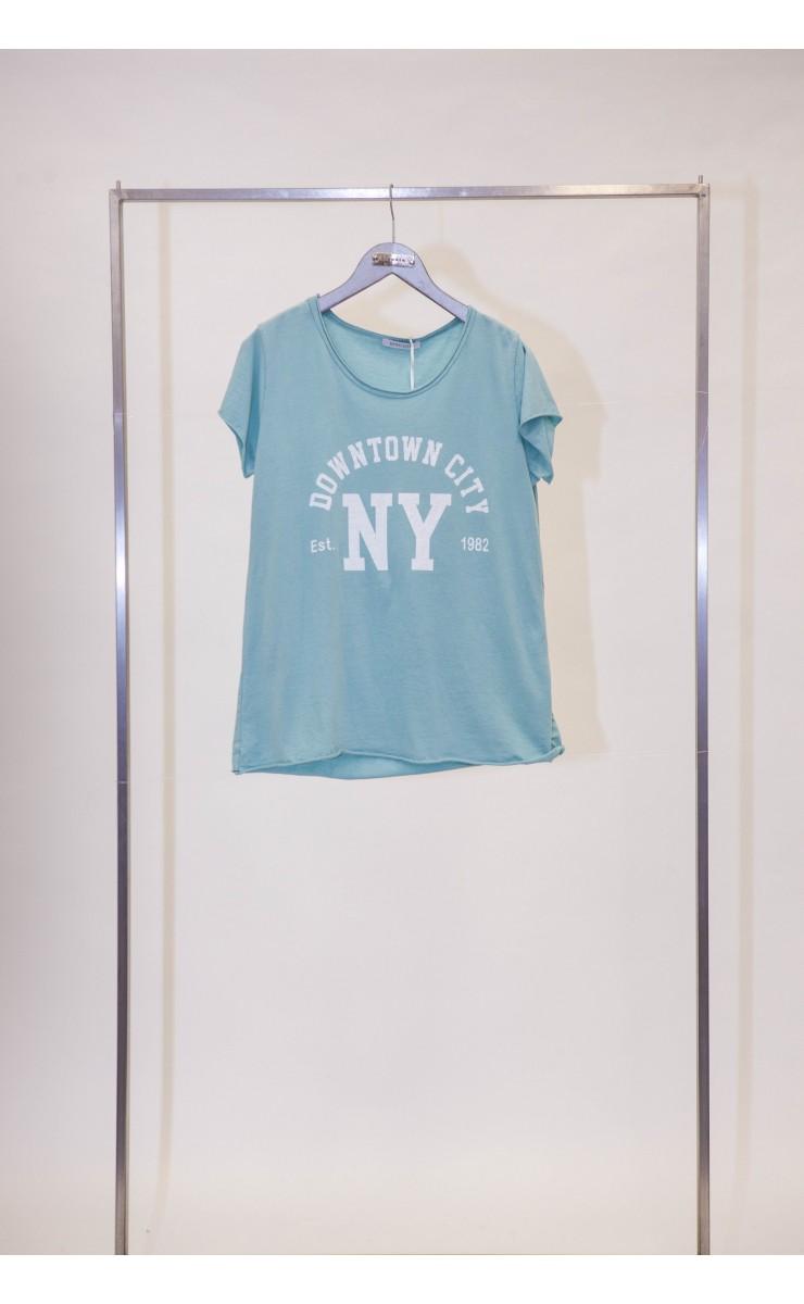 """Tee-shirt """"NY"""" TOBI"""