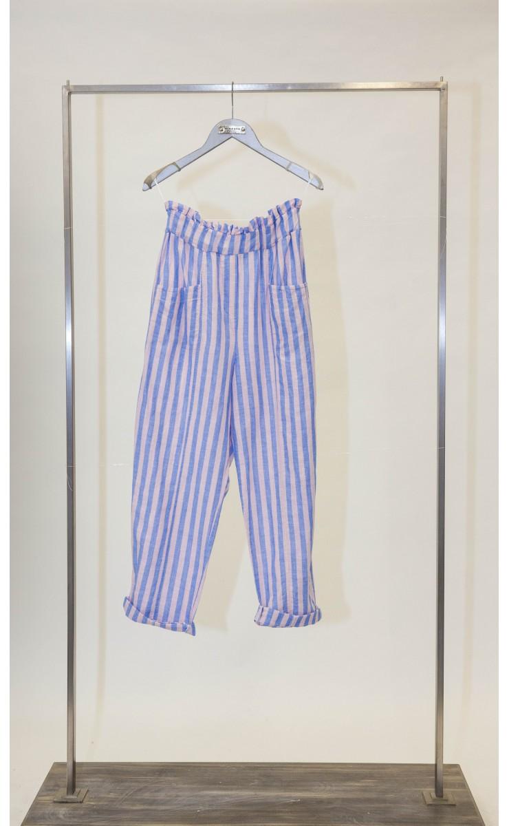 Pantalon rayé PASCAL